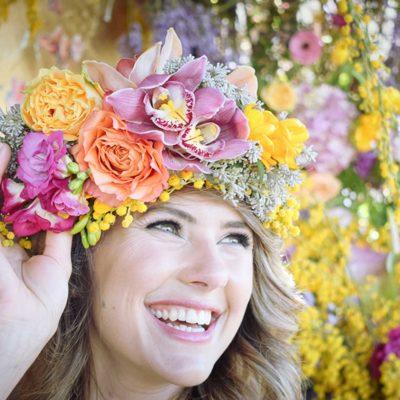 Wedding flowers in Cape Winelands
